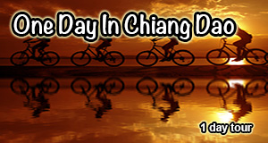 One Day Cycling and Trekking